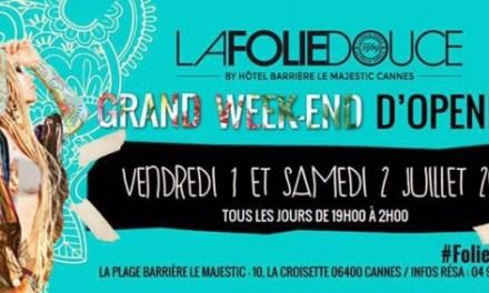 La Folie Douce by Hôtel Barrière Le Majestic Cannes