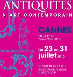 Salon d'Antiquité et Art Contemporain – Édition d'été