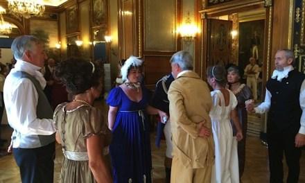 Souvenir napoléonien – Danses à Monaco