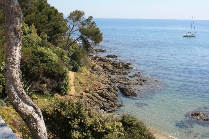 Photo de la semaine : Sentier littoral des Issambres