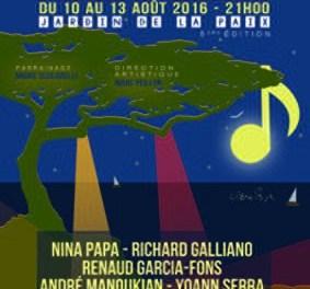 Festival Saint-Jazz-Cap-Ferrat
