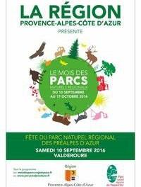 Fête du Parc naturel régional des Préalpes d'Azur