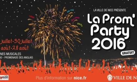 Prom'Party 2016 – Annulée