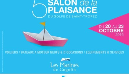 Salon de la plaisance Les Marines de Cogolin