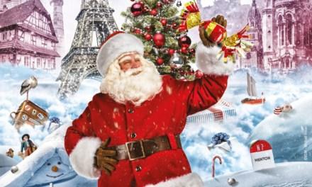 Noël à Menton « Noël en France »
