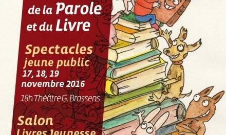 Festival de la parole et du livre
