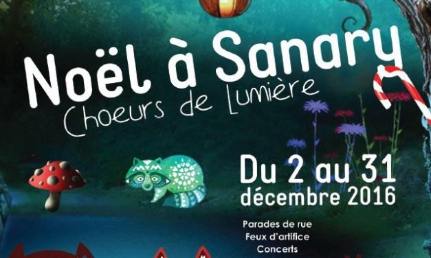 Noël à Sanary, Choeurs de Lumière