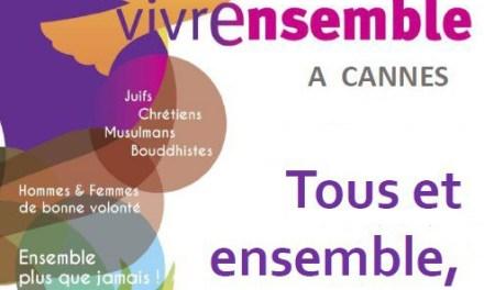 Festival Vivre Ensemble à Cannes