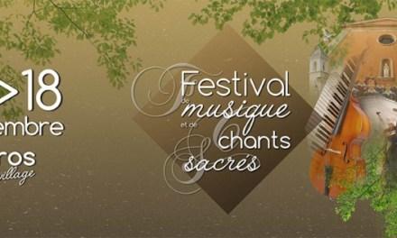 Festival de musique et de chants sacrés
