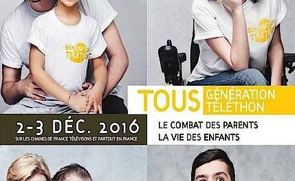 Tous ensemble pour le Téléthon à Villeneuve-Loubet