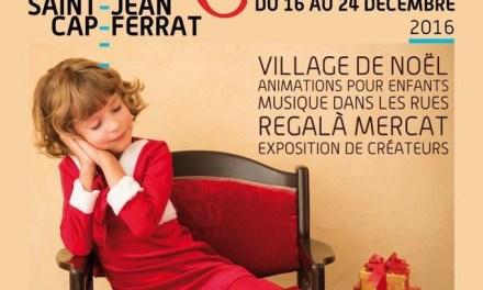 Le Rêve de Noël à Saint-Jean-Cap-Ferrat