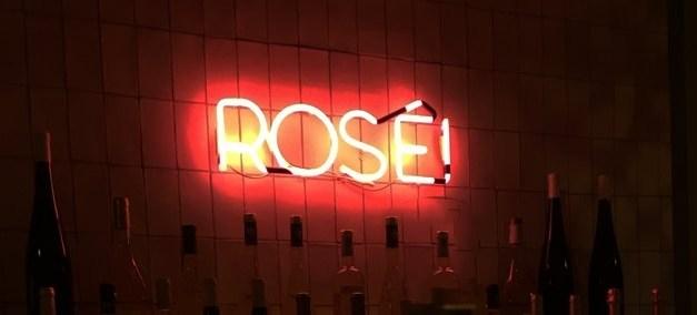 Bar à rosé à Nice