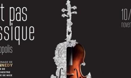 Festival C'est pas Classique au Palais Acropolis du 10 au 12 novembre