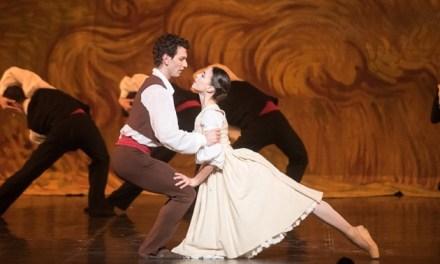 Soirée Roland Petit par le Ballet de l'Opéra de Rome le 10 décembre 2017 à Cannes
