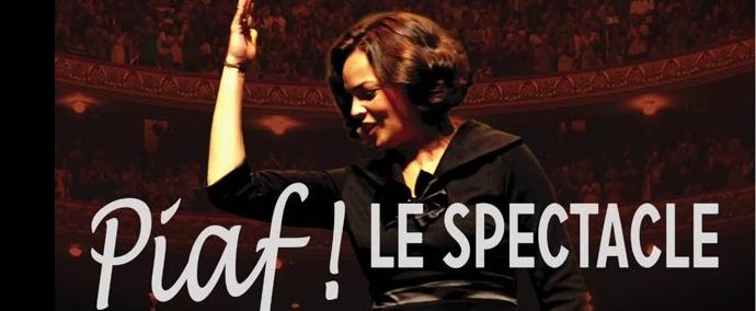 Piaf! Le Spectacle à l'Opéra Garnier Monte-Carlo  le 30 décembre 2017