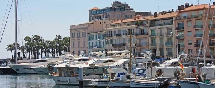 Vieux Port,Cannes