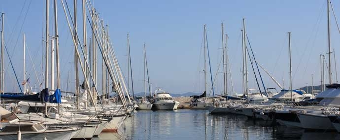 Port de Plaisance,Le Lavandou