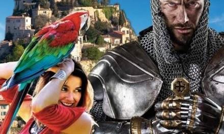 Fête Médiévale de Tourrette Levens le 15 avril 2018