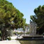 Fontaine du Jardin Albert 1er, Benjamin MAXANT©