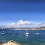 Vue sur Cannes, F. Fillon©