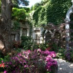 Villa Ephrussi de Rothschild - Jardin lapidaire, F.Fillon©