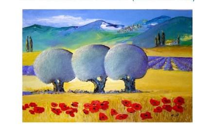 Annick Carrel – Peintre de la Provence – Style impressionniste