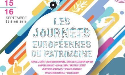 Journées du Patrimoine dans les Alpes-Maritimes