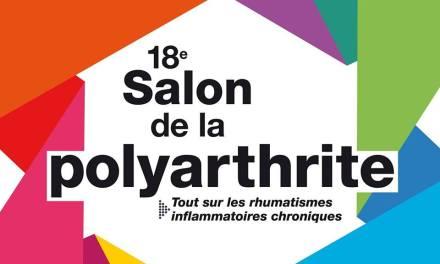 Le salon de la polyarthrite et des rhumatismes inflammatoires chroniques