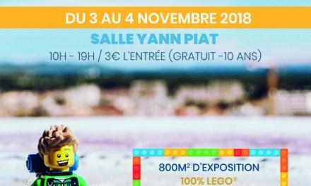 Premier Festival Lego de La Londe-les-Maures