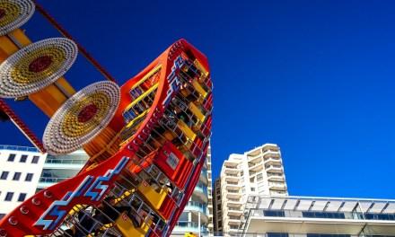 Foire Attractions Monaco 2018
