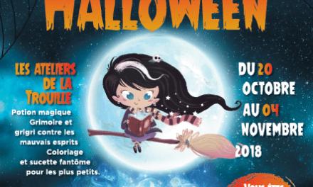 Halloween 2018 au Parc Alpha
