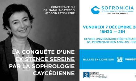 Conférence sur le stress à Nice