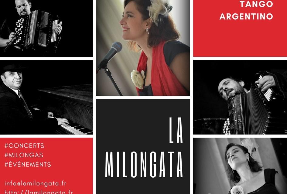 La Milongata – Tango Argentin concert