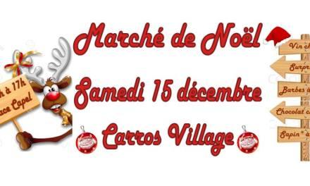 Noël 2018 à Carros