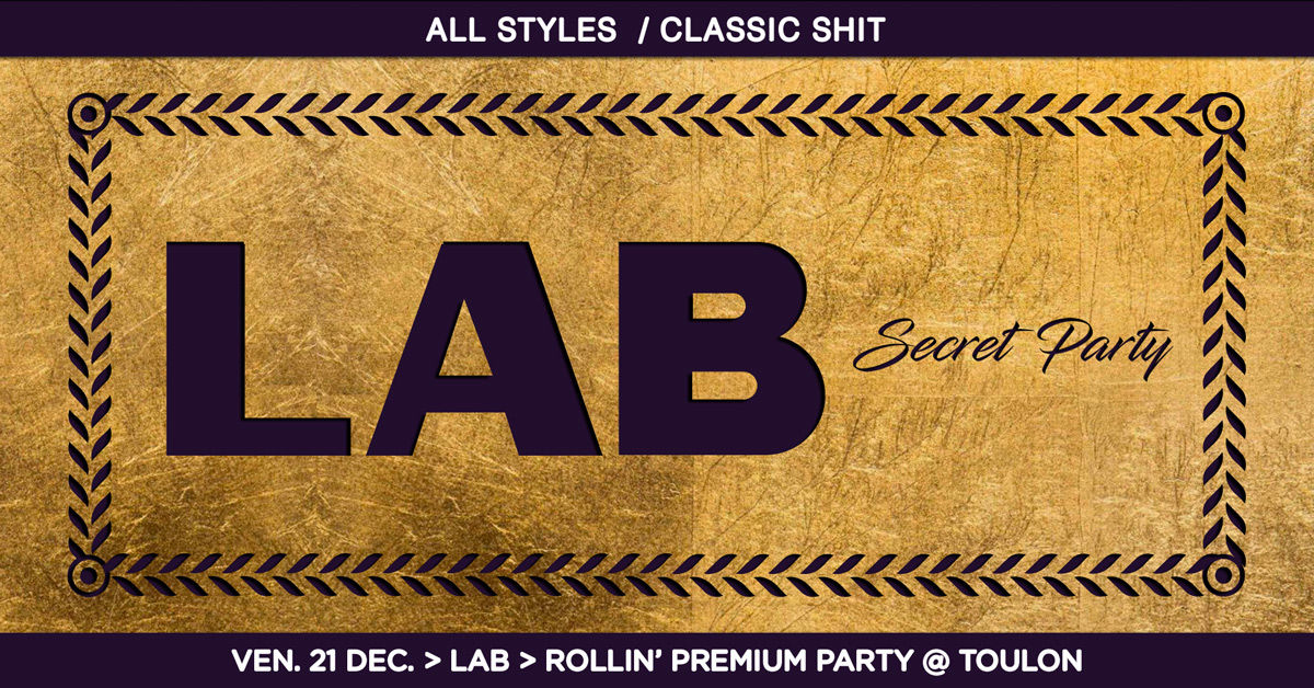 The L.A.B party
