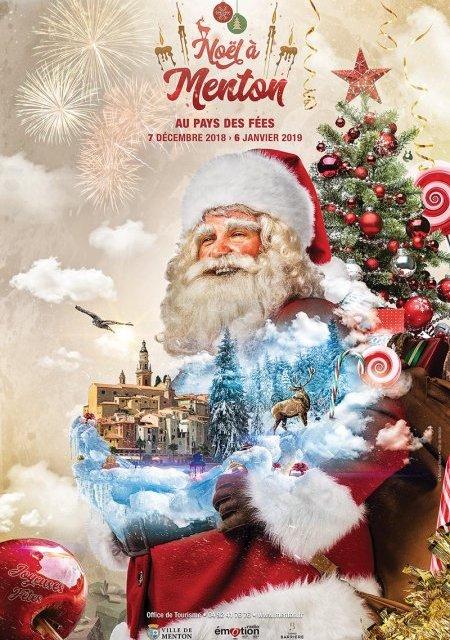 Noël 2018 à Menton