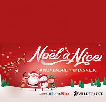 Noël 2018 à Nice