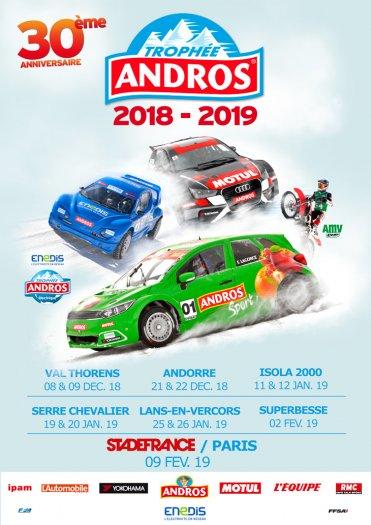 Trophée Andros 2019 à Isola 2000
