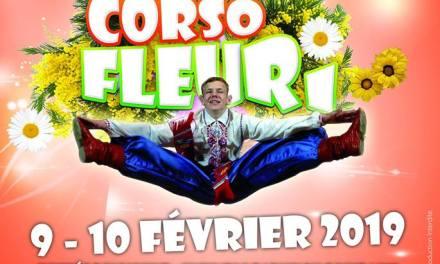 Corso Fleuri à Cavalaire