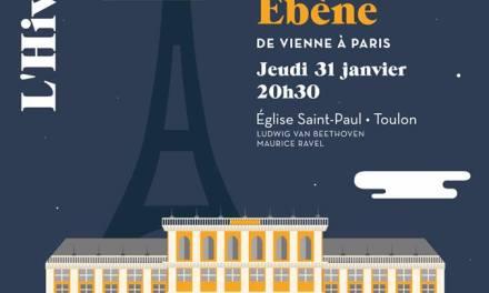 « De Vienne à Paris » par le Quatuor Ébène