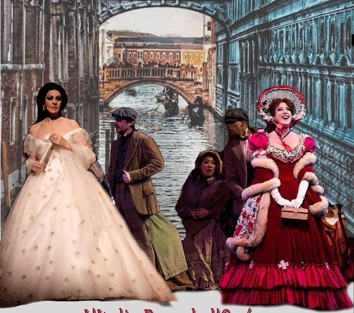 L'Italie Pays de l'Opéra à Beaulieu-sur-Mer