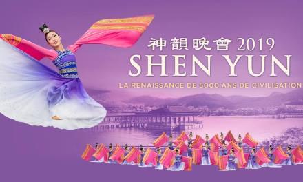 Shen Yun à Nice