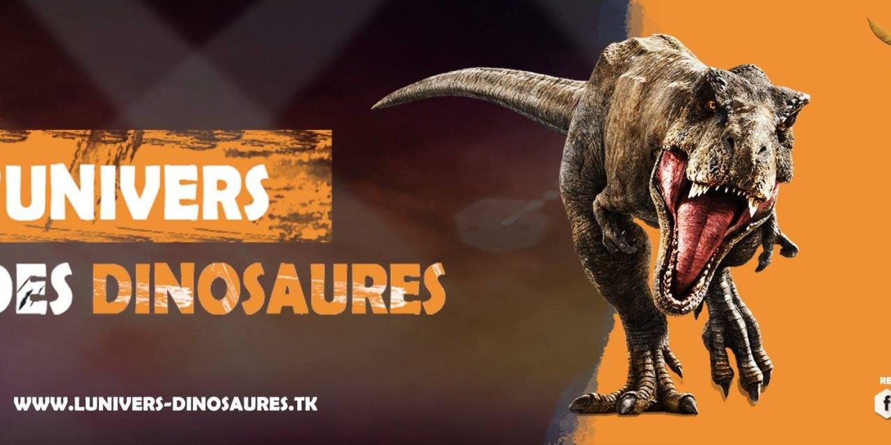 L'Univers des Dinosaures à Nice