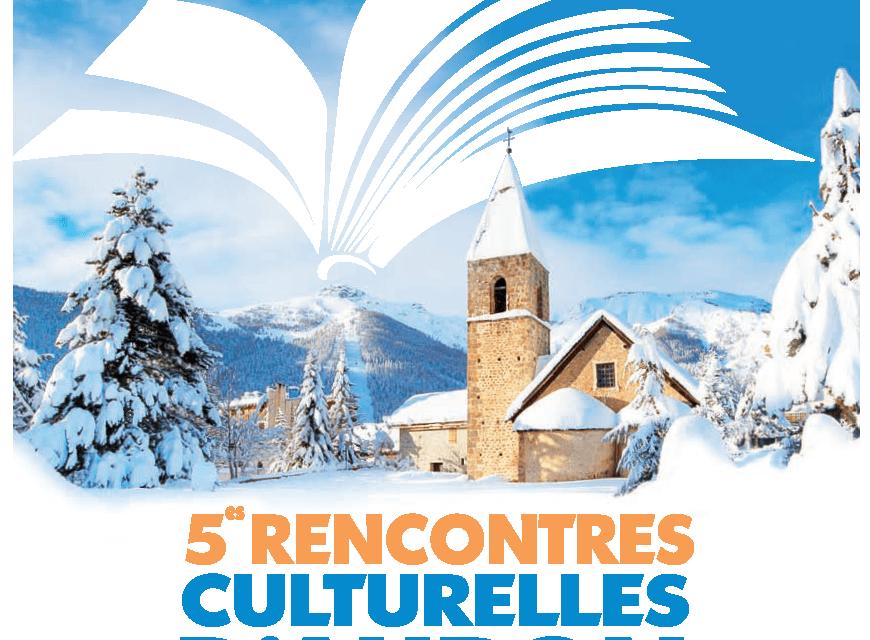 Les Rencontres Culturelles d'Auron