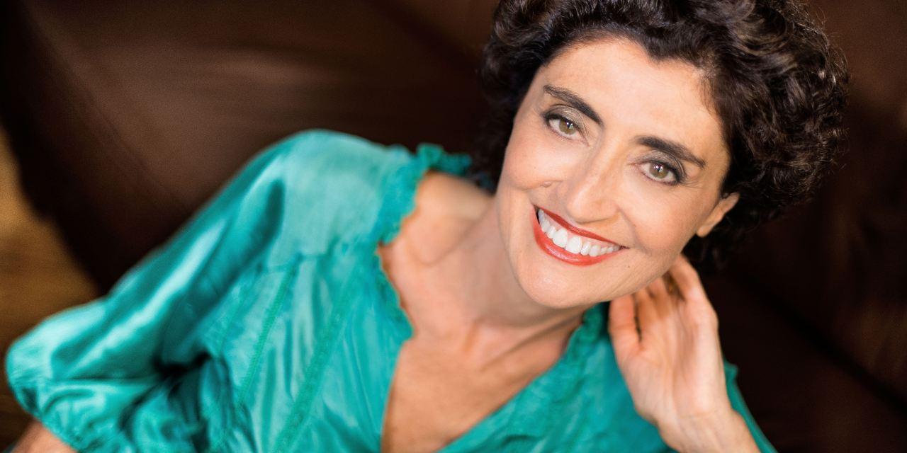 Rencontre avec Brigitte-Fanny Cohen à Nice