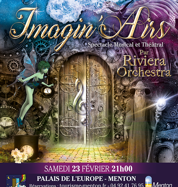 Spectacle Musical – IMAGIN'AIRS