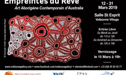 Empreintes du Rêve – Art Aborigène Contemporain d'Australie