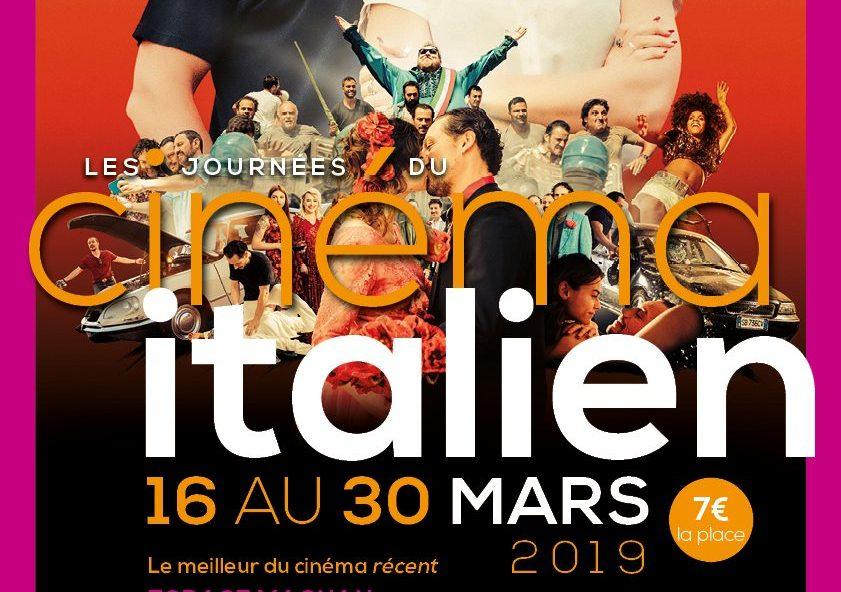 Les 34es Journées du Cinéma Italien