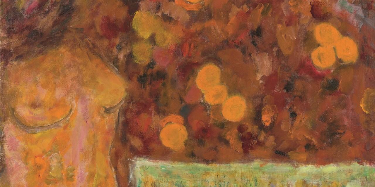 Tous Pour Le Nu Orange / Crowdfunding / Pierre Bonnard