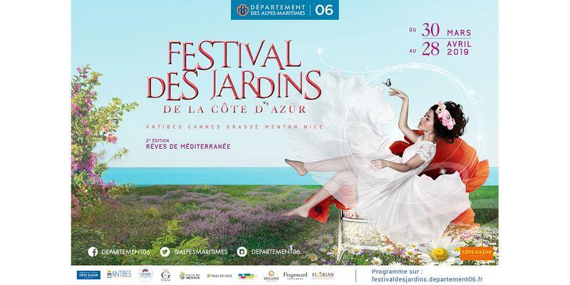 Le Festival des Jardins de la Côte d'Azur